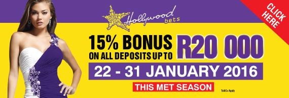 JBMet 15bonus deposits Hollywoodbets 24
