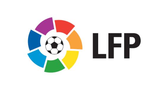 La Liga logo header