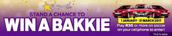 Win a Bakkie Banner Nissan NP 200