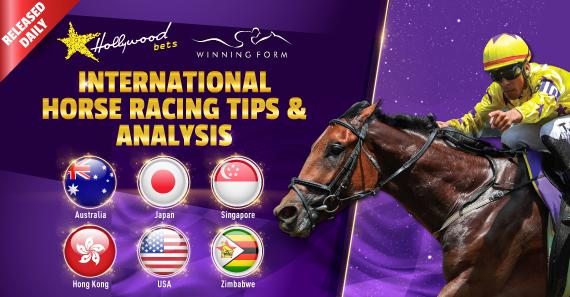 International Racing: Wednesday 08 April 2020 – Sunshine Coast