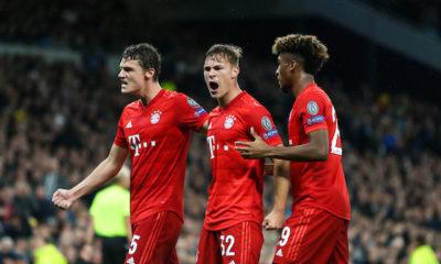 FIM Tottenham v BayernMunich 011019 08