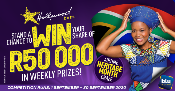 Win Your Share of R50k