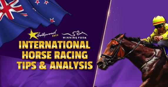 Australian Racing - Canterbury Park