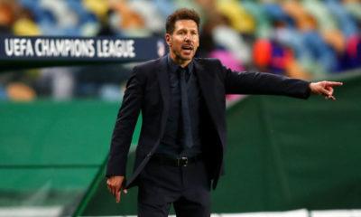 Diego SImeone - Atletico head coach