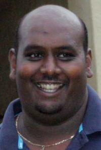 Kumaran Kom Naidoo Trainer South Africa