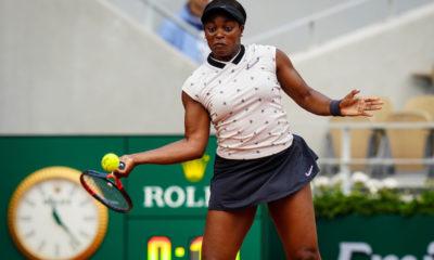 Sloane Stephens - WTA Tour Indian Wells Masters