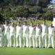 New Zealand players sing anthem