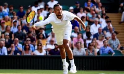 Nick Kyrgios - Wimbledon