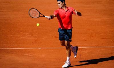 Roger Federer - French Open