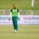 Shabnim Ismail of KZN Cricket