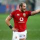 Alun Wyn Jones of the British & Irish Lions