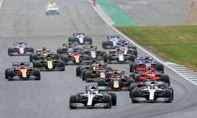 Formula 1 Field
