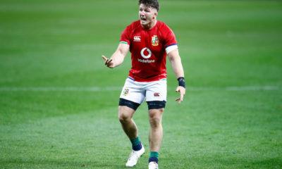 Tom Curry - British and Irish Lions