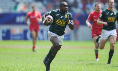 Siviwe Soyizwapi - Rugby Sevens
