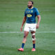 Lukhanyo Am of the Springboks - Rugby Championship