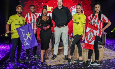Hollywoodbets extend partnership to appear on the front of The Bees' shirts for debut Premier League season