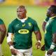 Bongi Mbonambi of the Springboks
