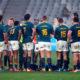 Springboks Huddle