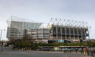 St James' Park - Newcastle